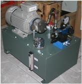 Trạm nguồn thủy lực HPU-80