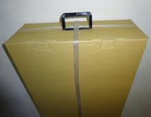 Quai xách thùng carton