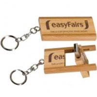 USB gỗ xoay