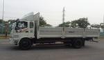 Xe thùng lửng 8 tấn