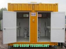 Nhà vệ sinh container