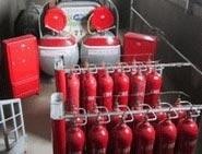 Máy chữa cháy cố định