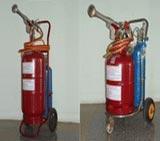 Xe đẩy tay chữa cháy