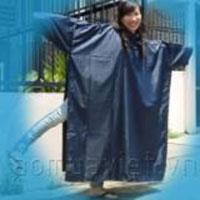 áo mưa cánh rơi