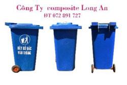Thùng rác Composite