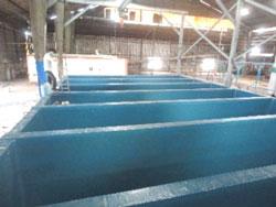 Bọc phủ composite trên nền bê tông