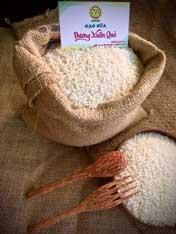 Gạo sữa Dương Xuân Quả