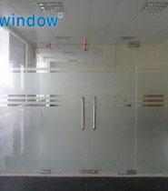 Cửa kính cường lực MS07