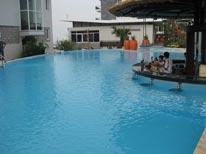 Hồ Bơi Quầy Bar - Anh Dũng Kiên Giang