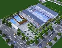 Dự án Hồ Bơi TT TDTT Tỉnh Bình Phước
