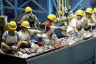 Thu gom vận chuyển tái chế chất thải