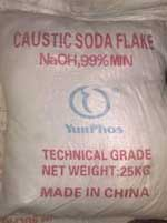 NaOH - Cautic soda Flakes 99tram