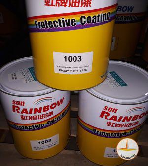 Bột trét Rainbow Epoxy 1003