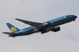Dịch vụ vận tải hàng không quốc tế