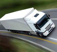 Vận tải nội địa bằng xe tải