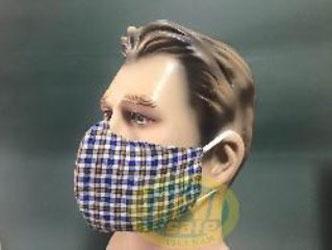 Khẩu trang vải có lót than hoạt tính