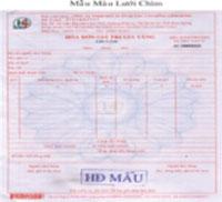 In hóa đơn VAT
