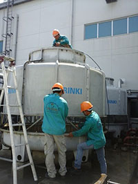 Xây lắp các HT Utilities: khí nén..