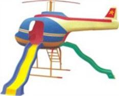 Máy bay trục thăng 2 cầu trượt