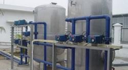 Xử lý nước cấp lò hơi cao cấp
