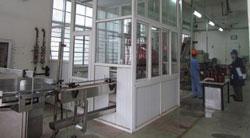 Xử lý mùi hôi sản xuất phân bón