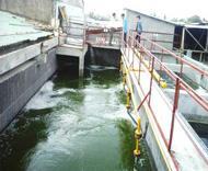 Thiết bị hệ thống xử lý nước thải