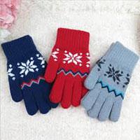 Găng tay len thời trang