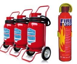 Bình chữa cháy Foam