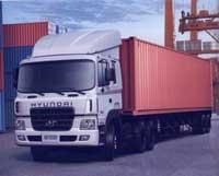 Vận chuyển bằng Container