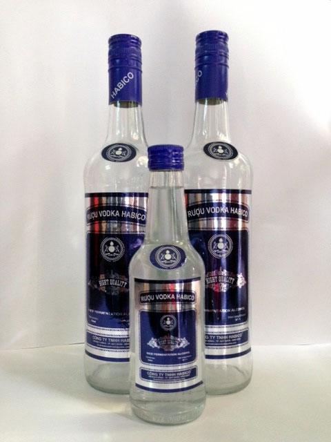 Rượu Vodka Habiko