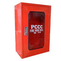 Sơn tĩnh điện tủ PCCC
