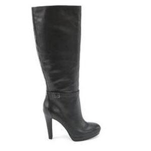 Khalen Black Boots