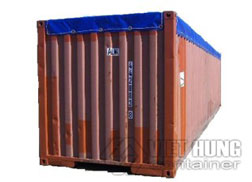 Container chuyên dụng 40 feet Opentop