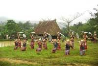 Về miền núi Nam Giang