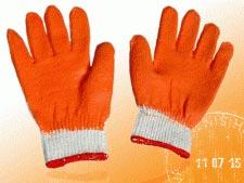 Găng tay sợi phủ cao su