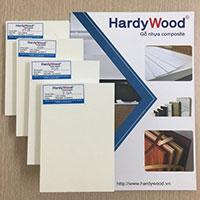 Gỗ nhựa Hardywood