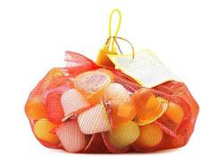 Túi lưới đựng rau câu