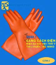 Găng tay cách điện cao áp