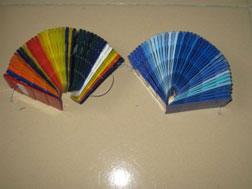 Thẻ màu công nghiệp