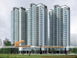 Kiến trúc nhà cao tầng chung cư