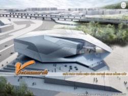 Kiến trúc khu văn hóa thể thao