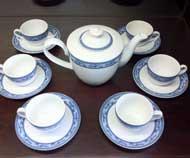 Bộ trà Daisy