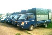 Cho thuê xe tải 1.25 tấn