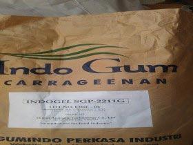 Bột Rau Câu Indo Gum Carrageena