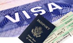 Visa hộ chiếu