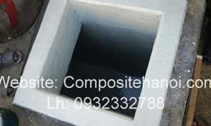 Bọc composite bồn bể xử lý nước thải