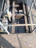 Bọc Composite cho bồn xử lý nước thải