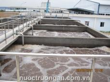 Hệ thống xử lý nước thải bia