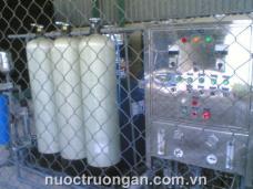 Hệ thống xử lý nước uống Wanek