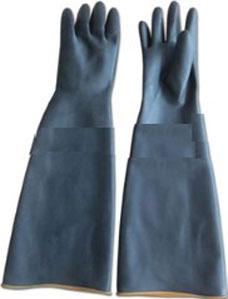 Găng tay cao su chống axit